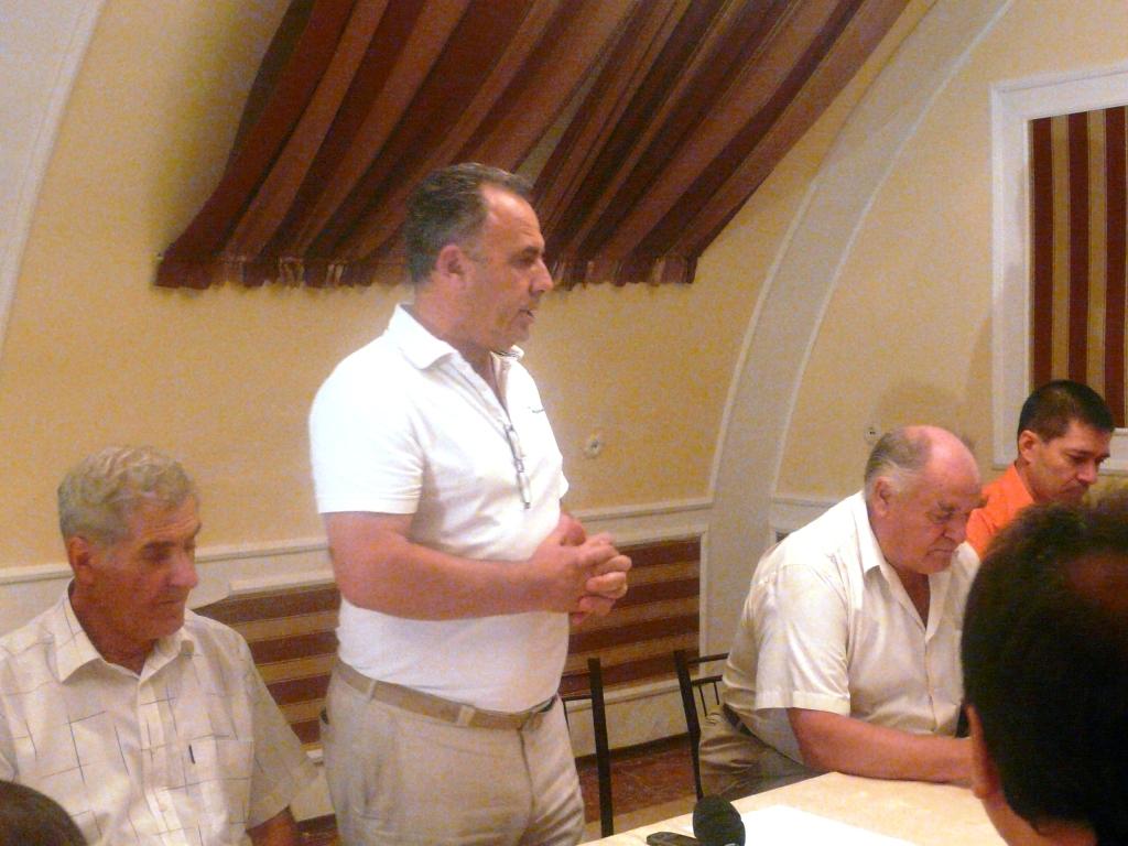 В Измаиле в защиту родного языка выступили болгарские общества