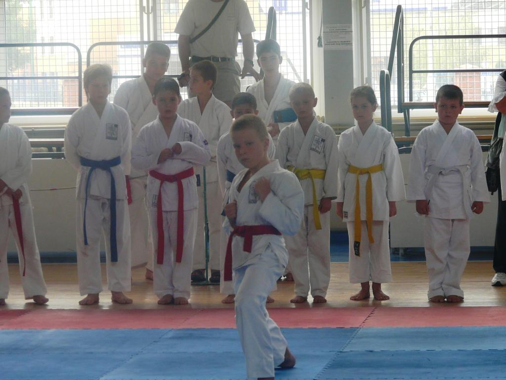Измаил. Открытый чемпионат Бессарабии по карате состоялся.