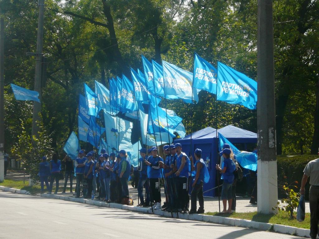 В Измаиле обостряется противостояние политических сил. ФОТО