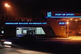 """Измаильский порт попытались """"обчистить"""" молодые воришки."""