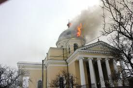 Болград. Спасо-Преображенский собор продолжает возрождаться