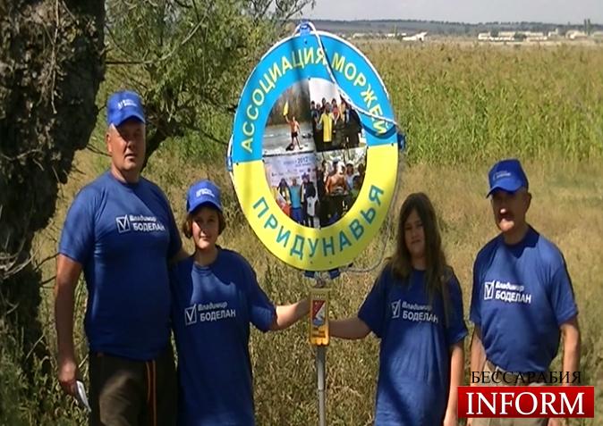 13 летняя Маргарита Папушенко форсировала Ялпуг!