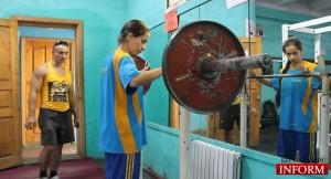 Призер чемпионата мира по пауэрлифтингу - 17летняя измаильчанка! ВИДЕО