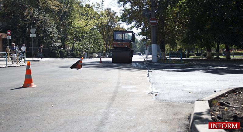 remont_dorogi_v_izmaile-1 Долгожданный ремонт дорог в Измаиле: только показуха? ФОТО, ВИДЕО