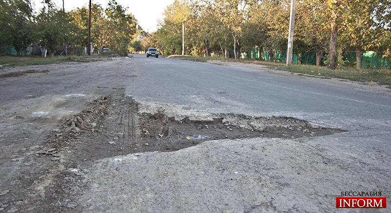 Долгожданный ремонт дорог в Измаиле: только показуха? ФОТО, ВИДЕО