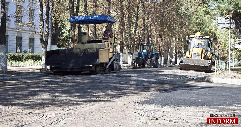 remont_dorogi_v_izmaile-4 Долгожданный ремонт дорог в Измаиле: только показуха? ФОТО, ВИДЕО