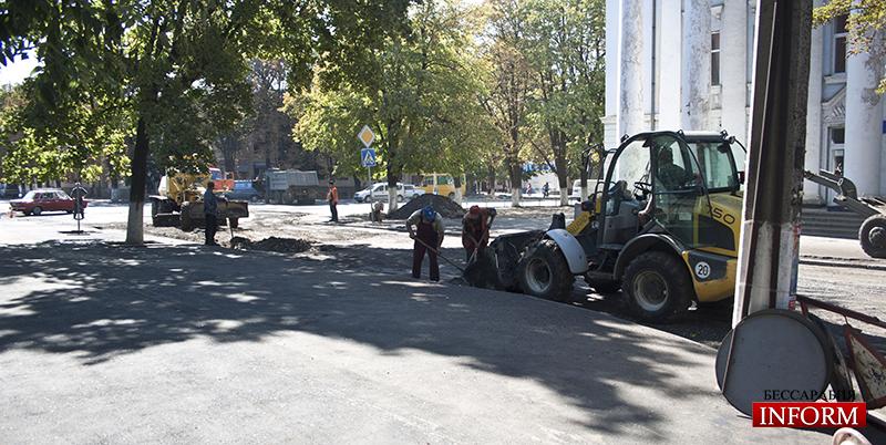 remont_dorogi_v_izmaile-5 Долгожданный ремонт дорог в Измаиле: только показуха? ФОТО, ВИДЕО