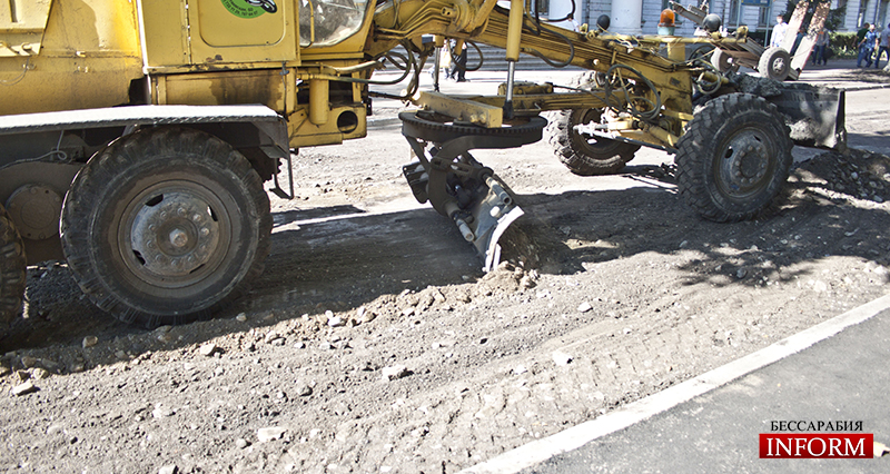 remont_dorogi_v_izmaile-6 Долгожданный ремонт дорог в Измаиле: только показуха? ФОТО, ВИДЕО