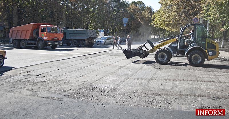 remont_dorogi_v_izmaile-7 Долгожданный ремонт дорог в Измаиле: только показуха? ФОТО, ВИДЕО