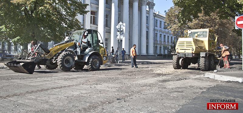 remont_dorogi_v_izmaile-8 Долгожданный ремонт дорог в Измаиле: только показуха? ФОТО, ВИДЕО