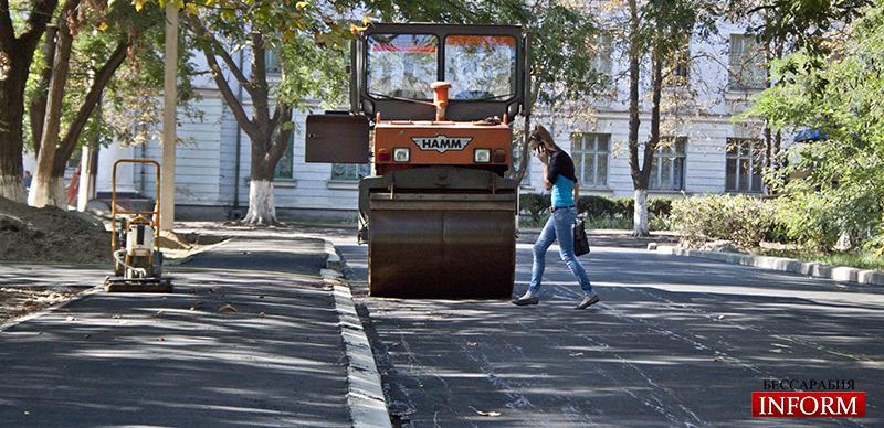 remont_dorogi_v_izmaile-9 Долгожданный ремонт дорог в Измаиле: только показуха? ФОТО, ВИДЕО