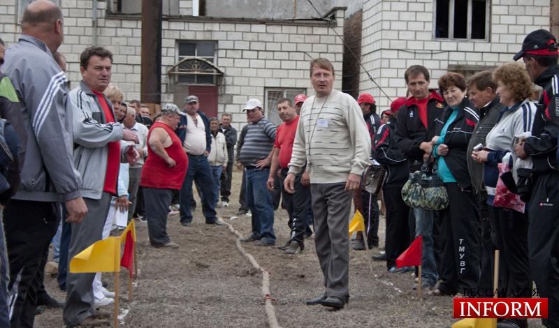 В Измаиле состоялась ХХІ спартакиада облводресурсов. ФОТОрепортаж + видео