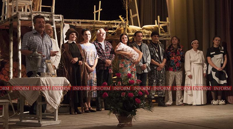 Измаил плакал, аплодируя стоя Львовскому театру. +ВИДЕО, ФОТО