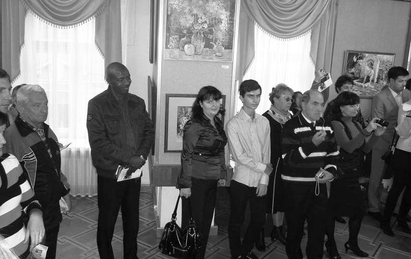Измаильские художники побывали на фестивале национальных культур