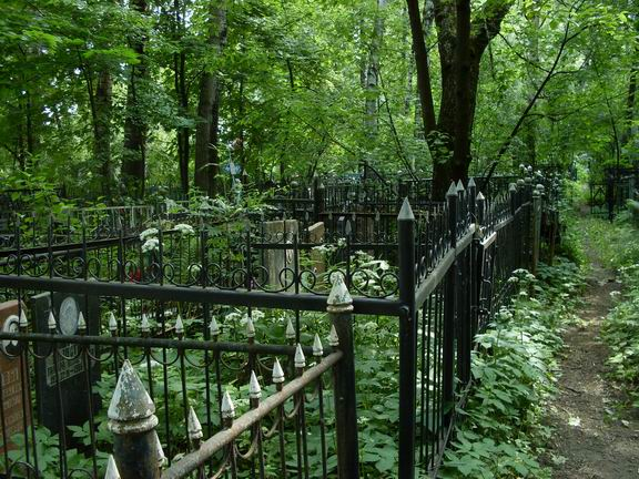 кладбище Загробный бизнес. Видеорасследование