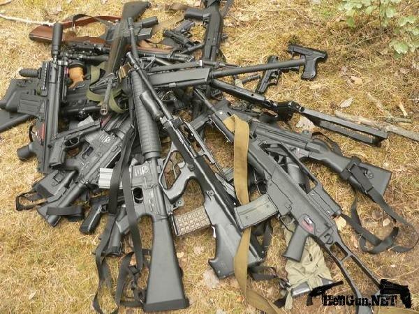 Правоохранители Одесской области в течение недели искали оружие.