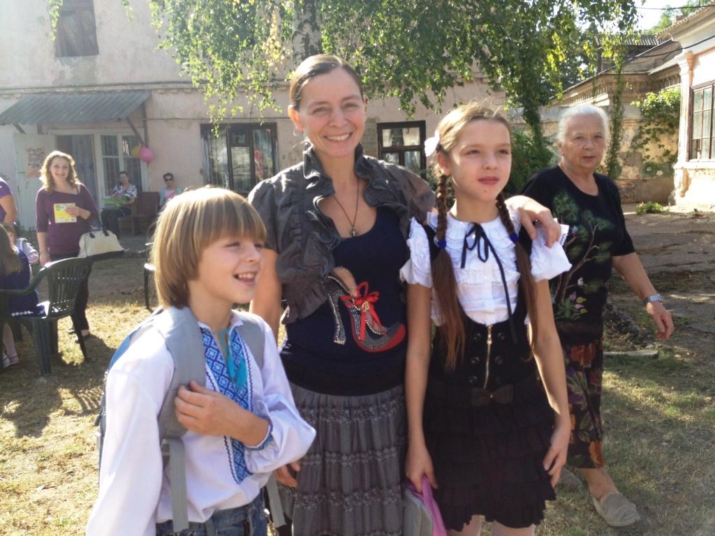 фотография-15 Измаил. Владимир Боделан в гостях у реабилитационного центра «Альнур»
