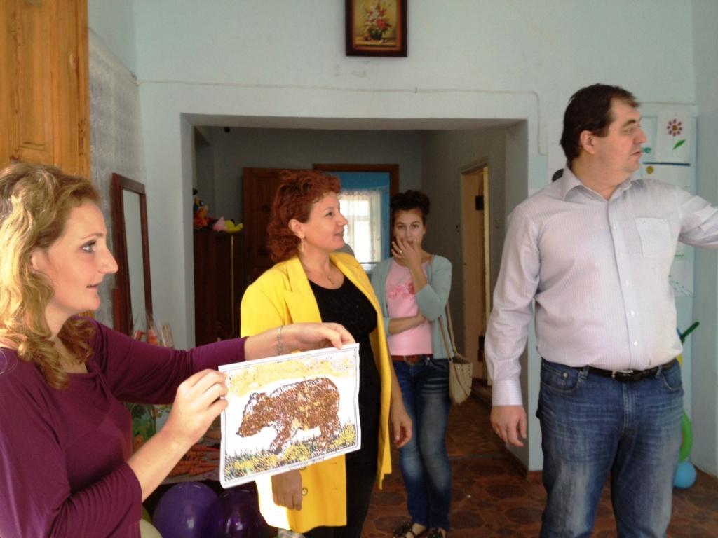 фотография-5 Измаил. Владимир Боделан в гостях у реабилитационного центра «Альнур»