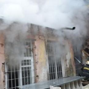 В Одессе сегодня дважды горел памятник архитектуры