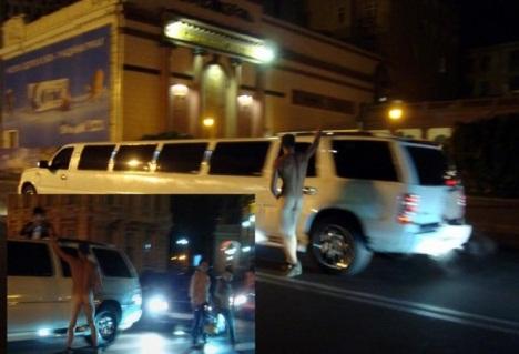 Одессит устроил голый забег в центре города. Фото, видео