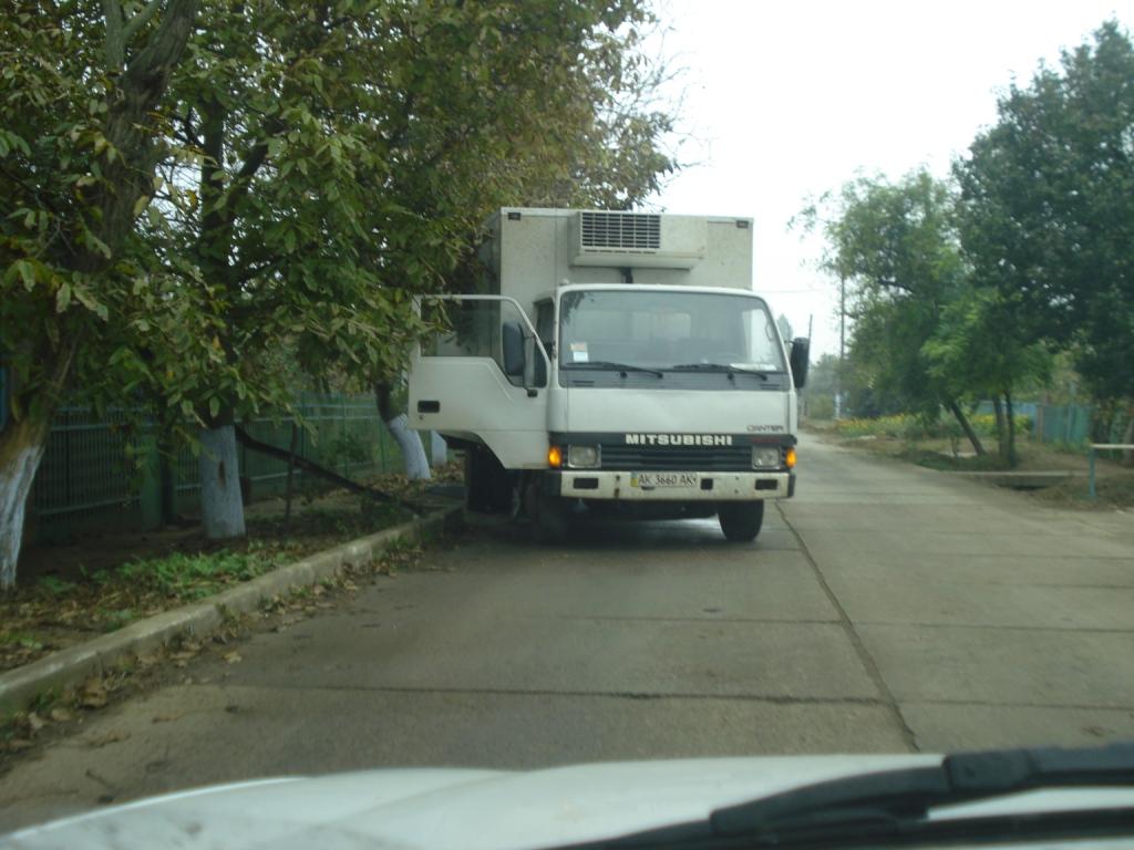 """ДТП. В Килие столкнулись грузовик и """"легковушка"""""""