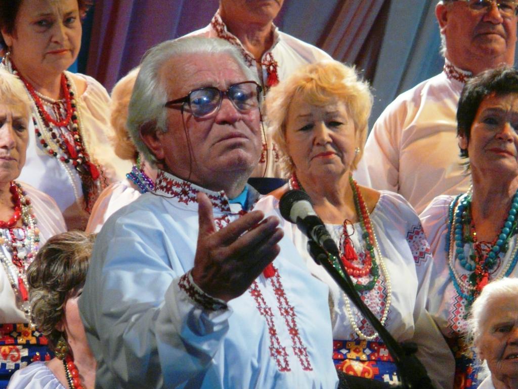 Измаил поздравил пожилых людей с их праздником. ФОТО