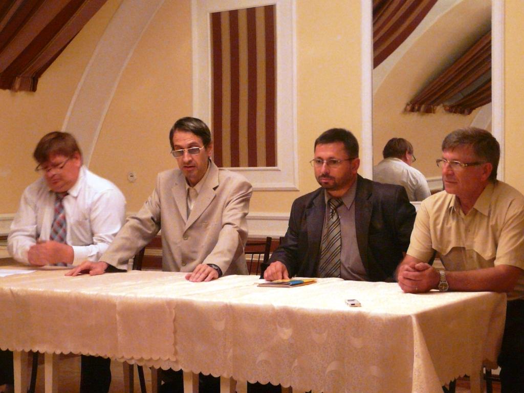 В Измаиле состоялась пресс-конференция кандидатов в депутаты