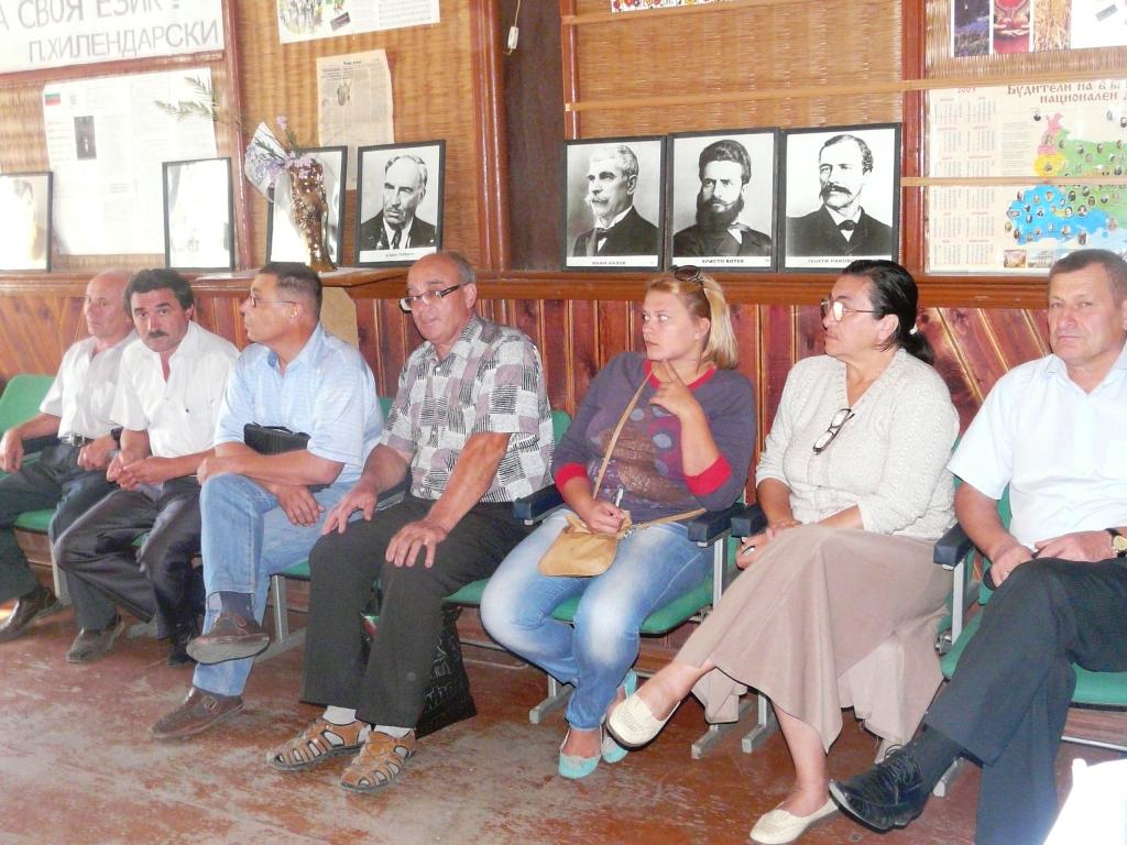 Измаил. Болгарские общества будут решать вопросы в суде.