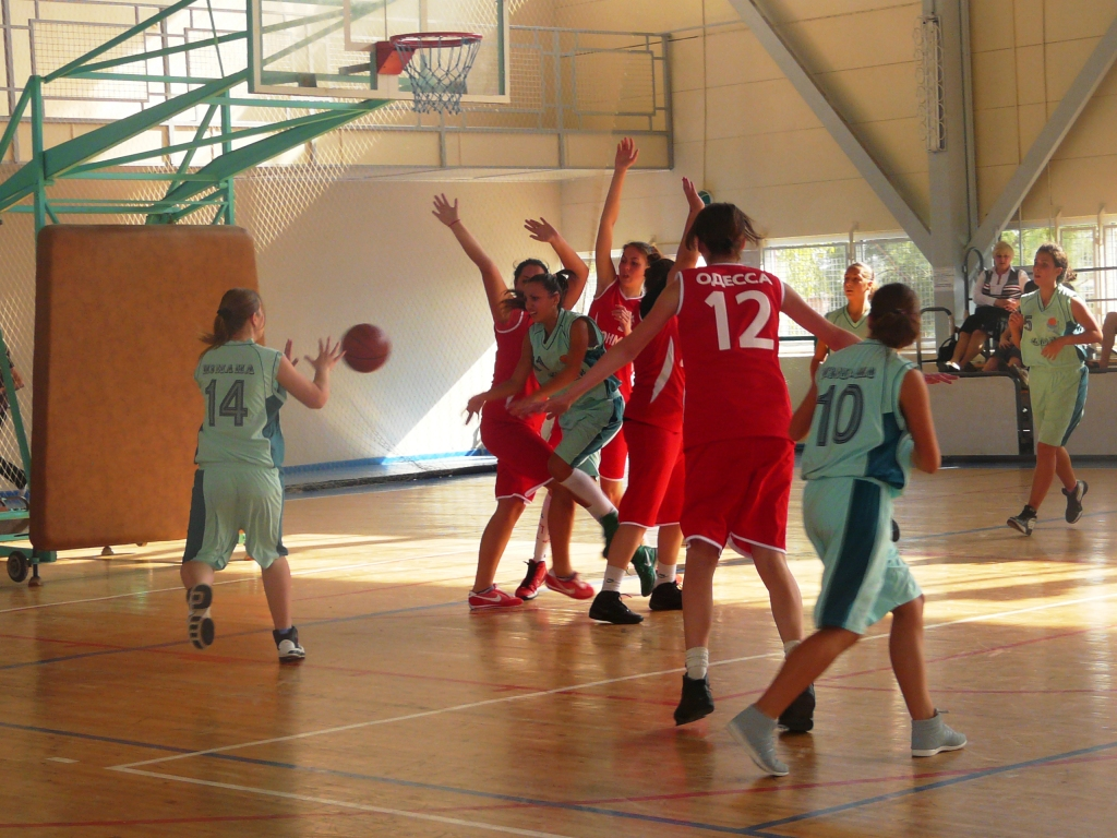 P1150855 В Измаиле состоялись баскетбольные поединки