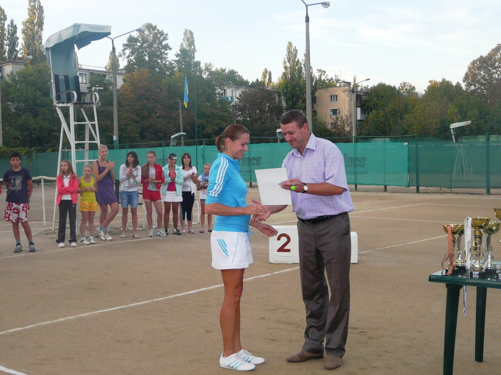 P1150922 В Измаиле определились лучшие теннисисты города. ФОТО