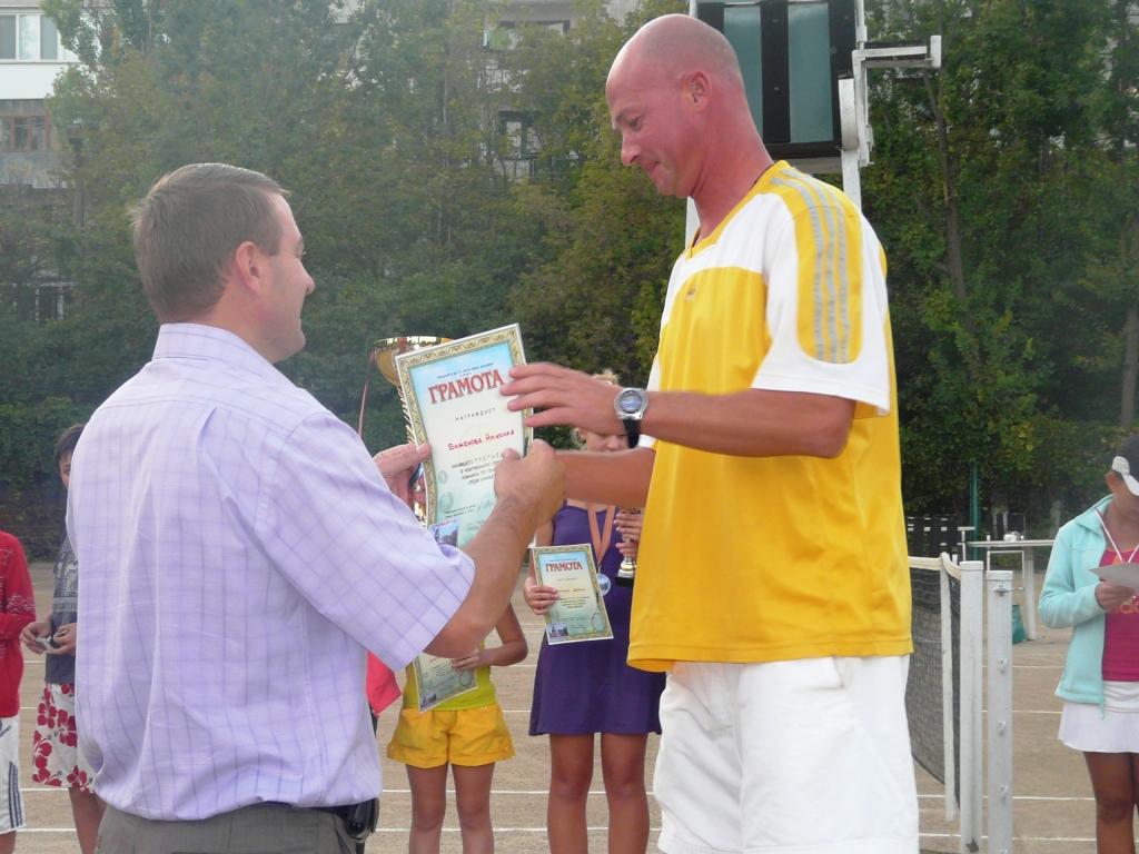 P1150938 В Измаиле определились лучшие теннисисты города. ФОТО