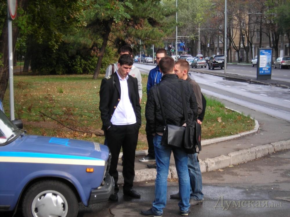 "bpicturepicture_2035093450443_24154 VIP ДТП в Одессе: ""Mercedes"" протаранил ""Mazeratti"""