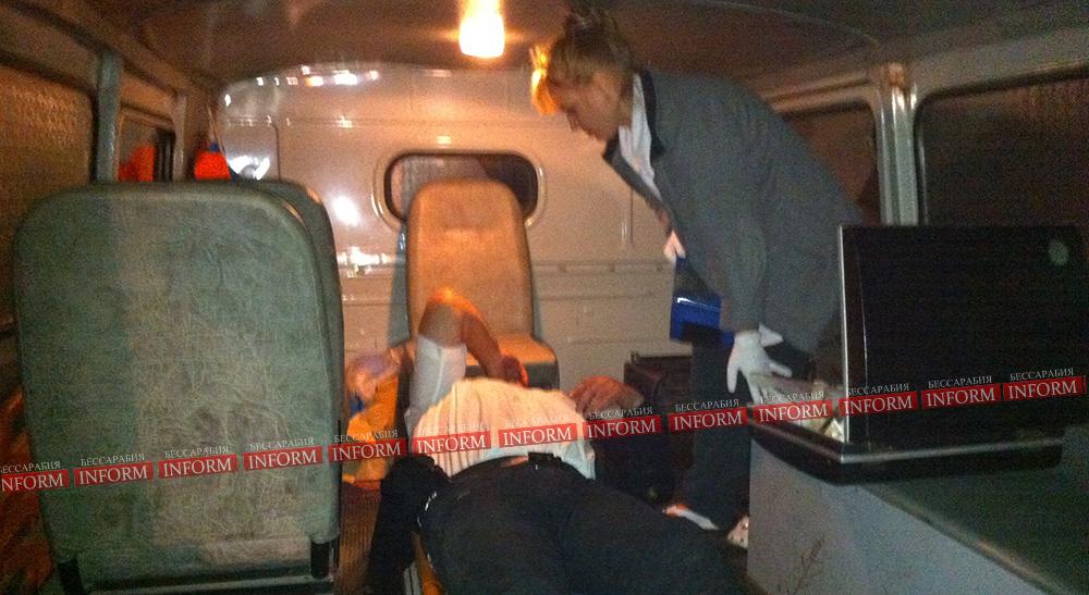 РЕЗОНАНСНОЕ ДТП: Александр Дубовой в больнице (ФОТО, обновлено)