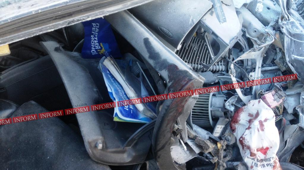 """dtp_v_tatarbynarah-2 Страшное ДТП в Татарбунарах:""""VW Passat"""" влетел в универсам. Есть жертвы! (фото, видео)"""