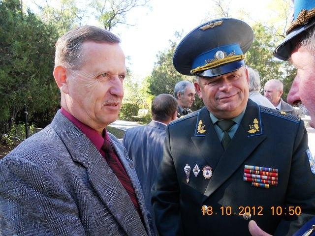 В Болграде почтили память погибших десантников. ФОТОрепортаж
