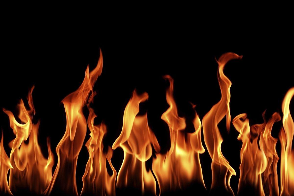 Измаильский район: вчера в Каменке был пожар.