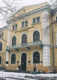 Одесса. Университет им. И.И.Мечникова стала лучшим в городе