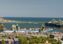 Ильичёвский порт направил 35,3 млн долларов на выполнение колдоговора