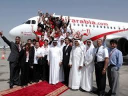 Одесский аэропорт принял первый рейс авиакомпании Air Arabia (ОАЭ)