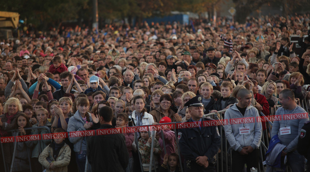 В Белгород-Днестровском отзвучали «Аккорды осени» ФОТО, ВИДЕО
