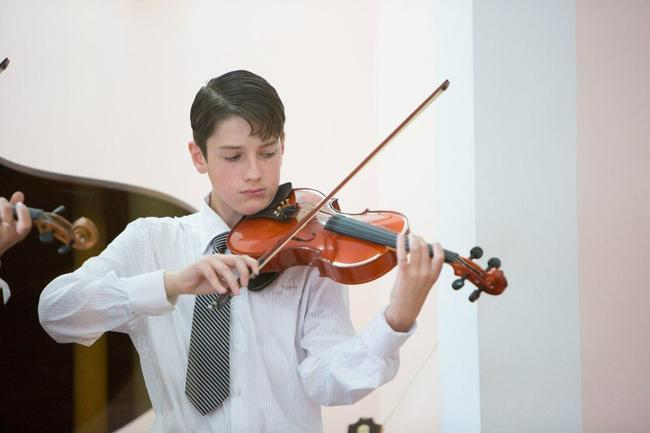 В Белгород-Днестровском отпраздновали День музыки.