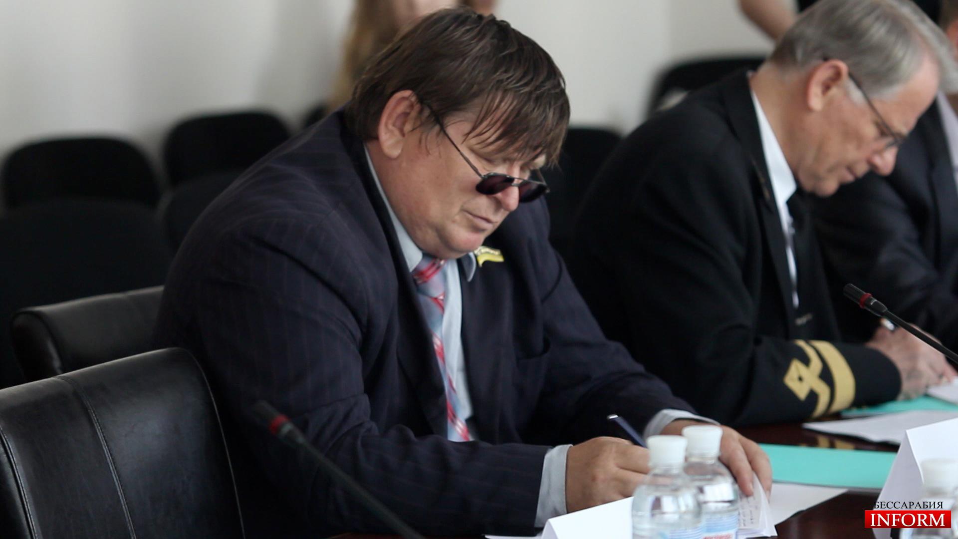 Страшилина вчера исключили из фракции Партии регионов