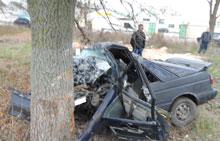 Аварии Одесской области за выходные