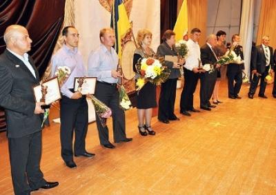В Болградском р-не наградили тех, кем стоит гордиться