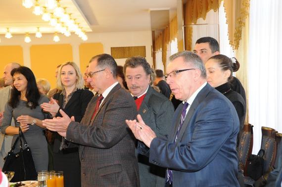 Коллектив Измаильского ТВ награждён грамотой облсовета