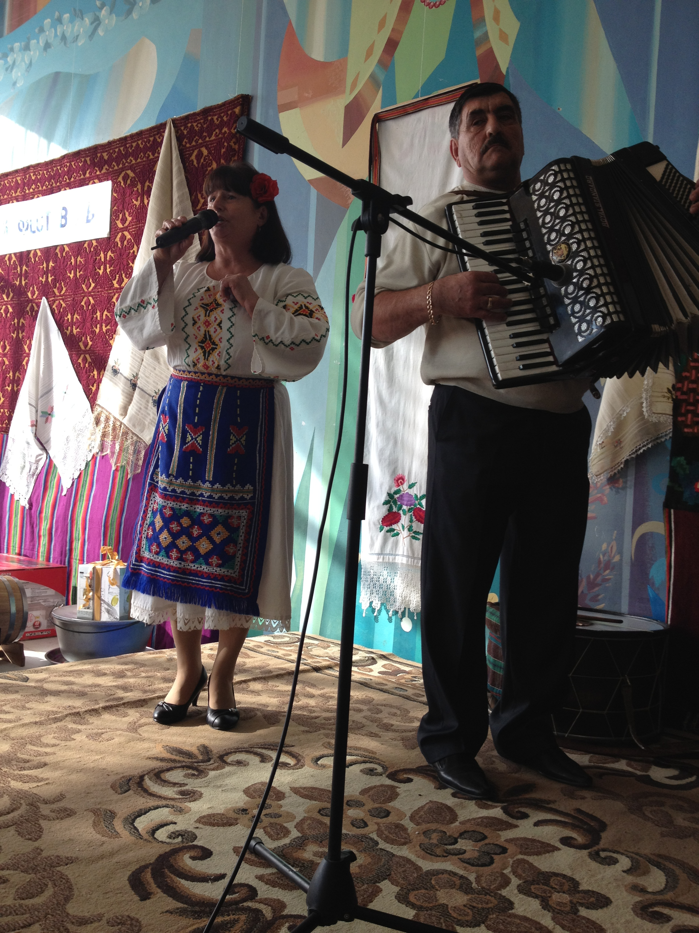 Болград. Фестиваль вина 2012 удался! ФОТОрепортаж