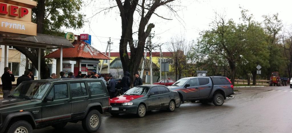 Измаил: снос киосков - наведение порядка или очередной передел? (фото)