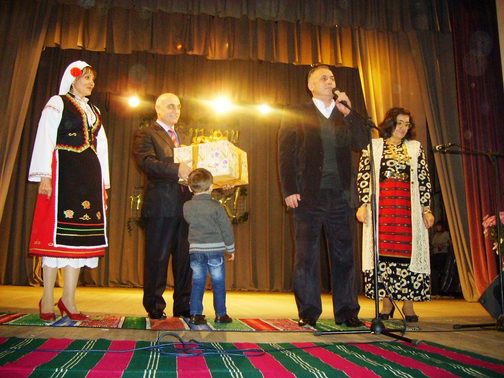 "Измаил. Содружеству болгар ""Роднини"" - 5 лет! ФОТО"