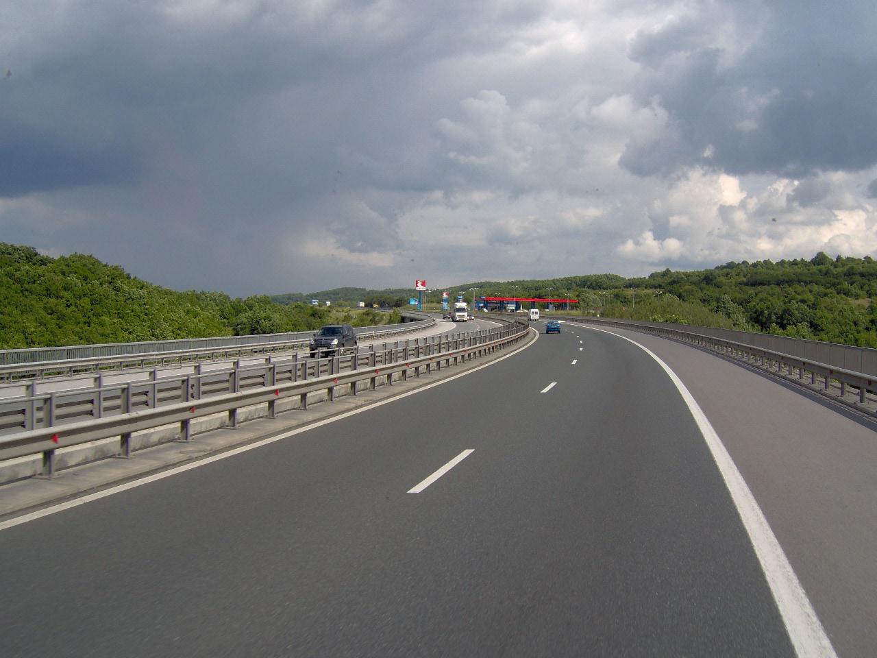 Развитие Одесской области — строительство автомагистралей международного значения