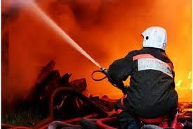 В Белгород-Днестровском р-не на пожаре пострадал человек